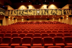 Hotel Theater Figi webiste door - WPW wordpress website maken