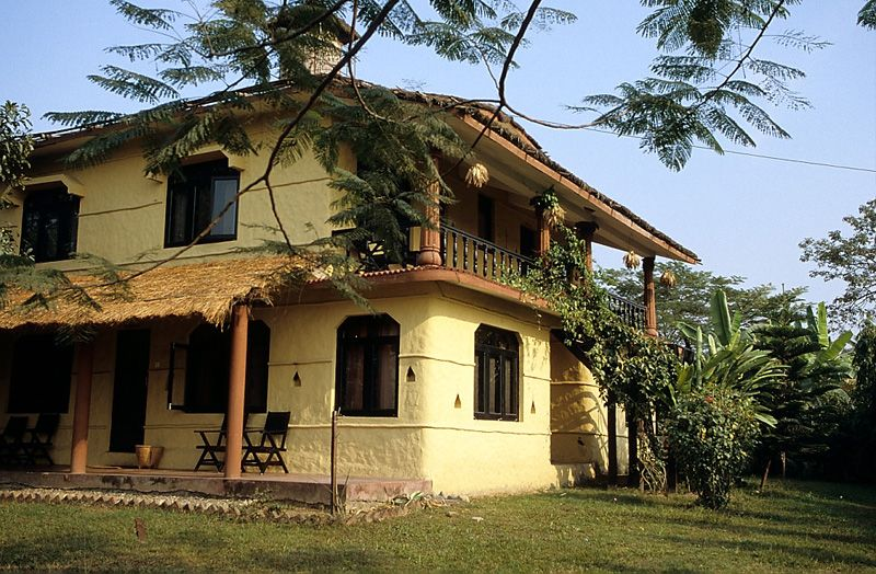 Wordpress website Guesthouse Sapana Lodge Nepal