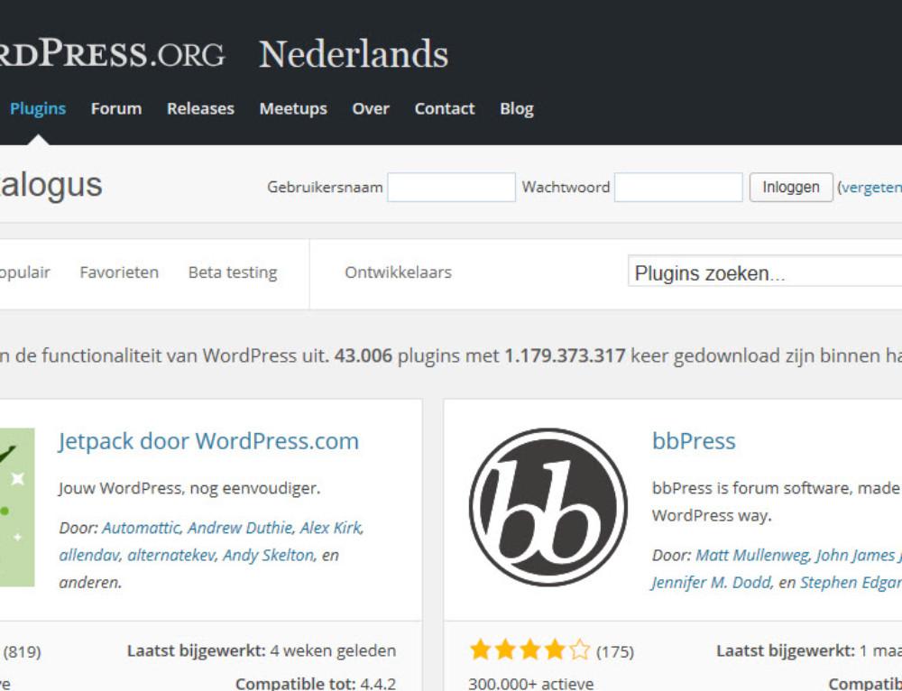 Kiezen van het juiste WordPress thema en plugins