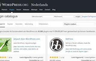 Wordpress themas en plugins - Jetpack