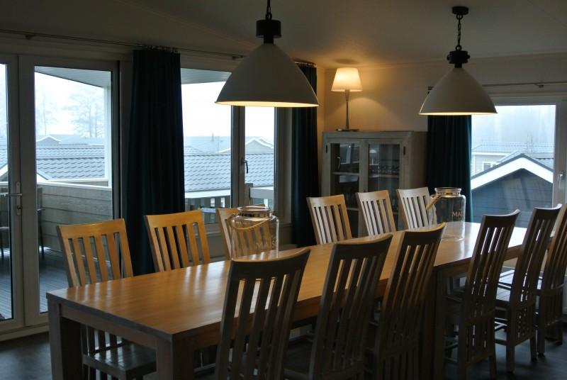 Vakantiepark Giethoorn - Groepsaccommodatie - groot vakantiehuis