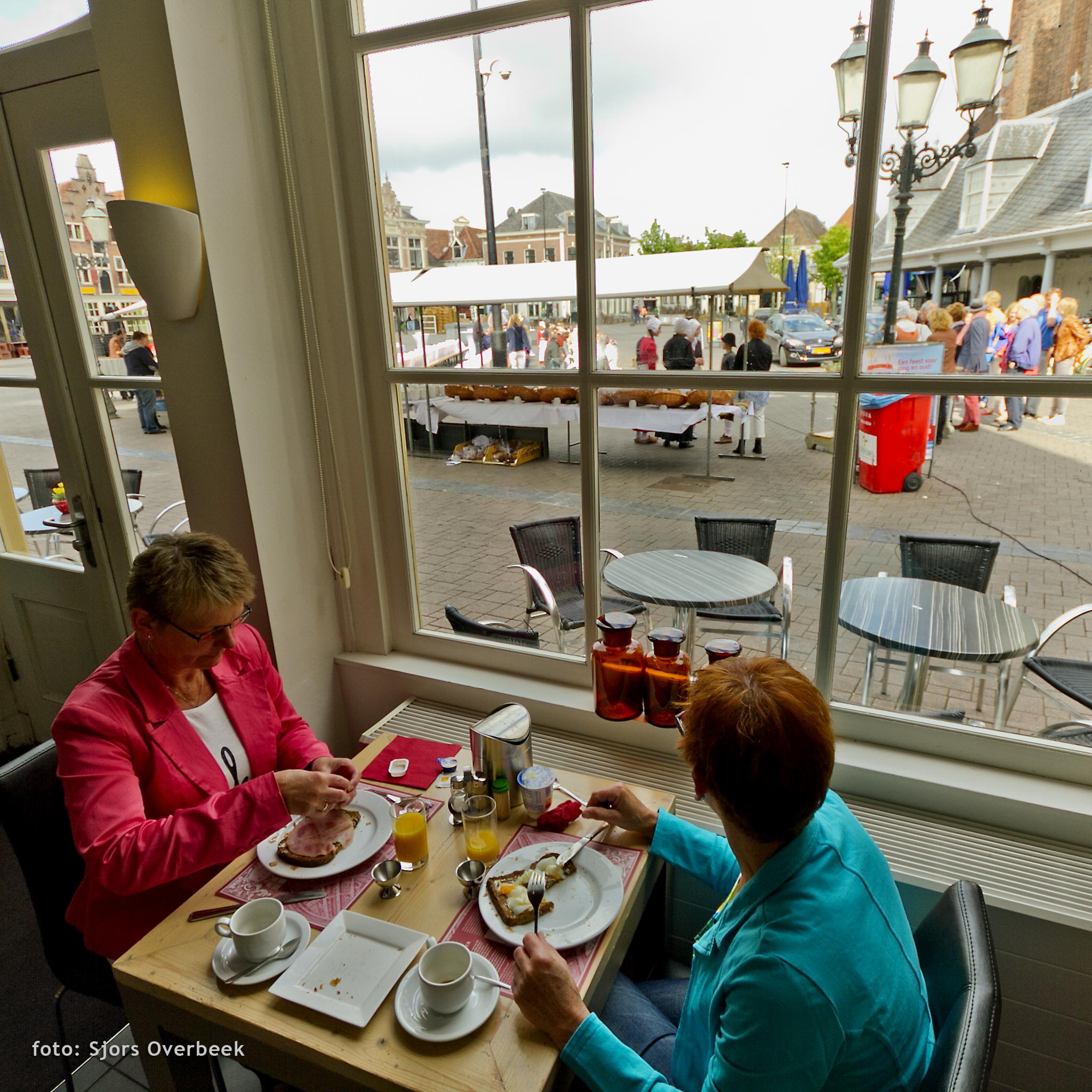 Hotel de Gaaper Amersfoort ontbijt