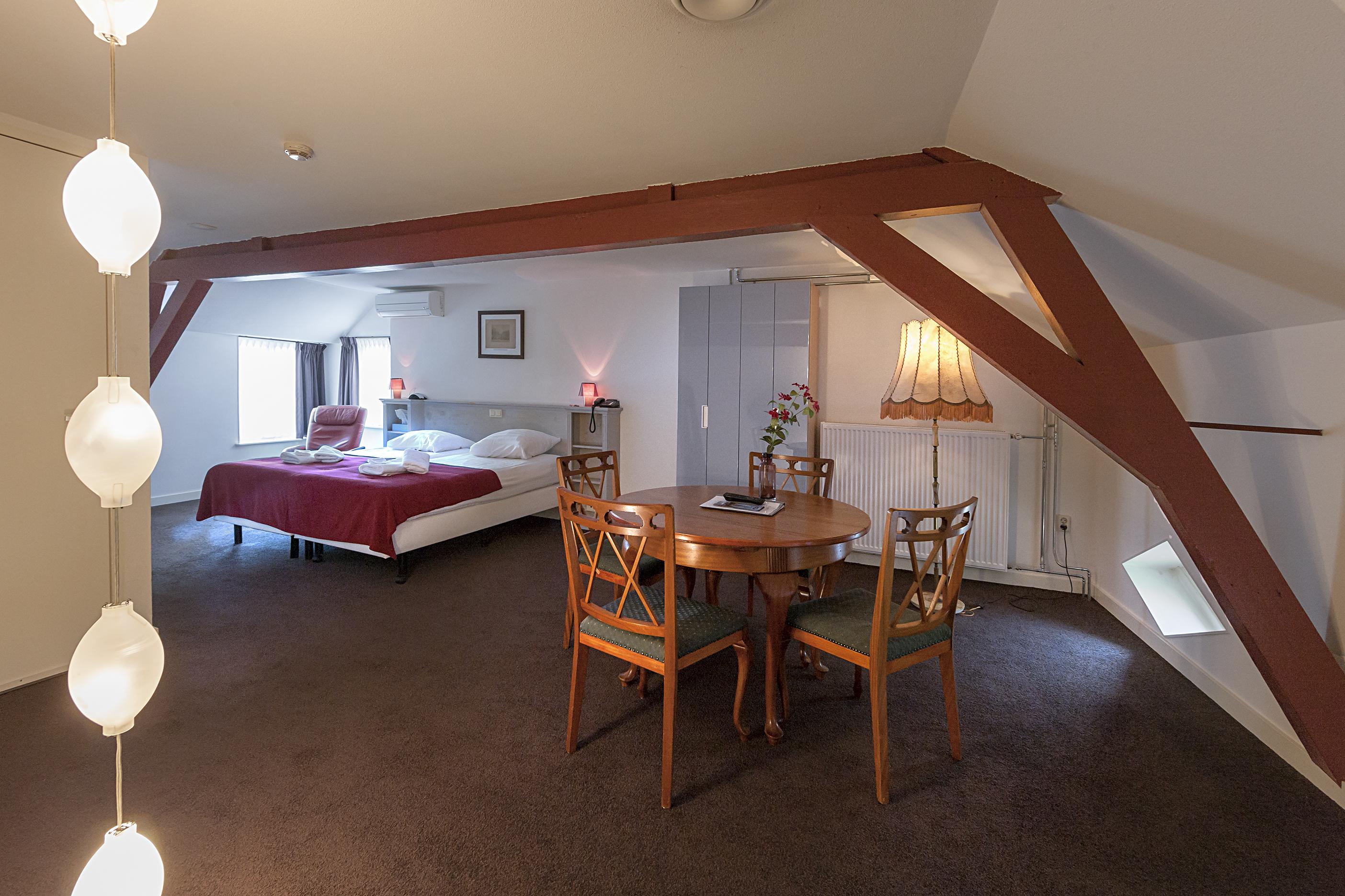 Hotel de Gaaper Amersfoort tweepersoons kamer
