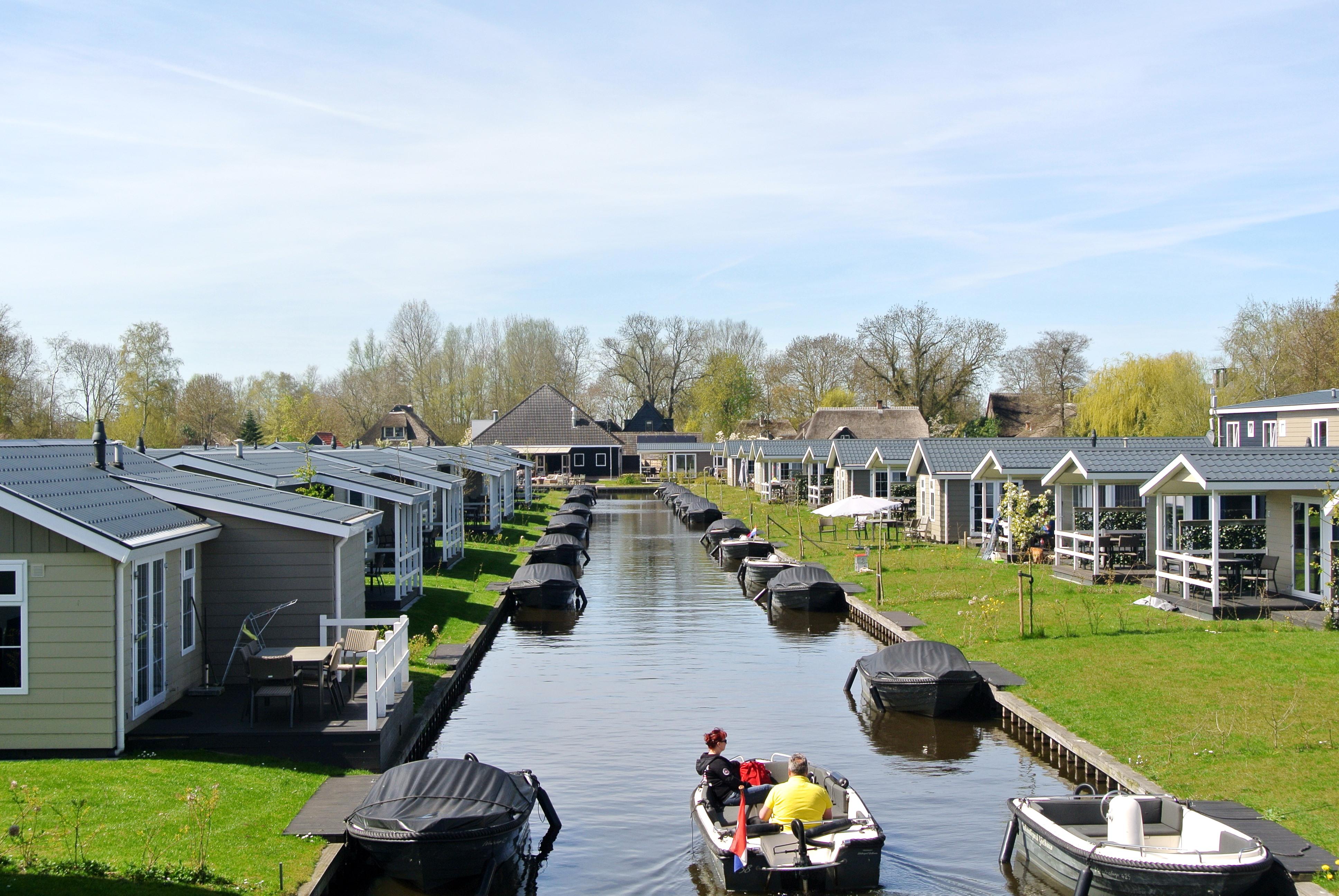 Vakantiepark Giethoorn - Bungalowpark Overijssel