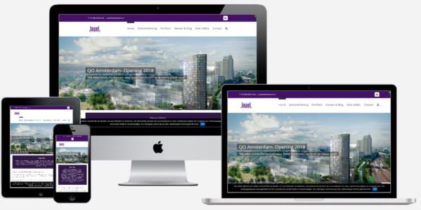 Wordpress Website Consultant Jawel Hospitality