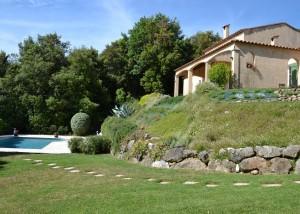 Vakantiehuis Frankrijk Villa Valbonne (bij Cannes)