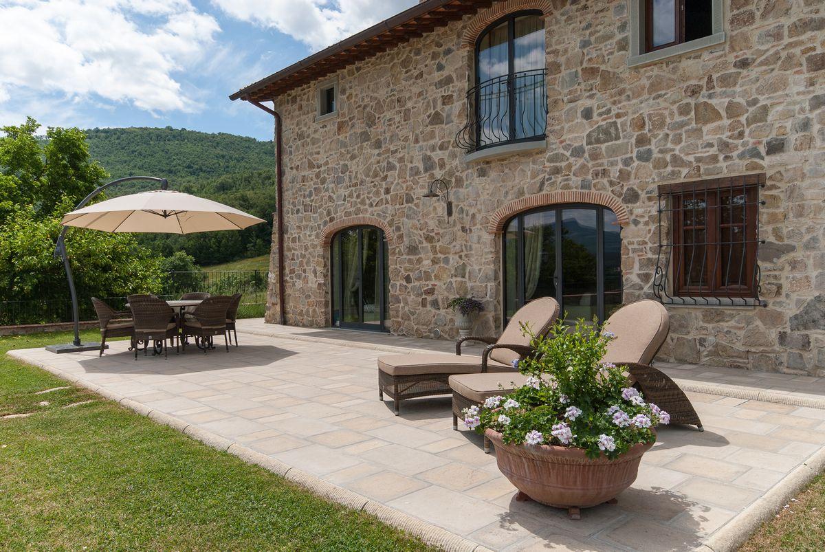Wordpress website vakantiehuizen Toscane