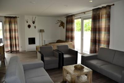 Groot vakantiehuis tot 8-16-12 of 24 Personen Overijssel Paasloo