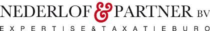 Nederlof & Partner expertise- en taxatiebureau logo