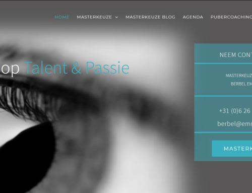 Masterkeuze consultant kiest voor WordPress website van WPWM