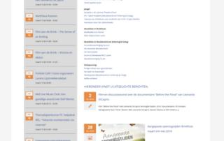 Wordpress website Hart Van Laren Brinkhuis Laren