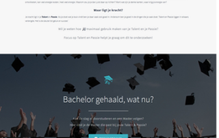 Studiekeuze Masterkeuze Focus Op Talent & Passie