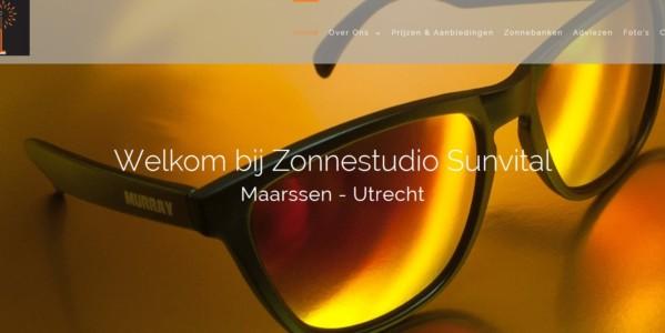 Zonnestudio SunVital Maarssen