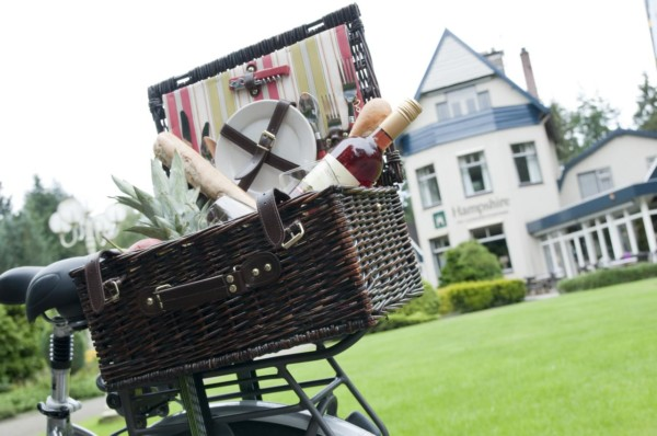 Picknick Veluwe Bij Landgoed Stakenberg