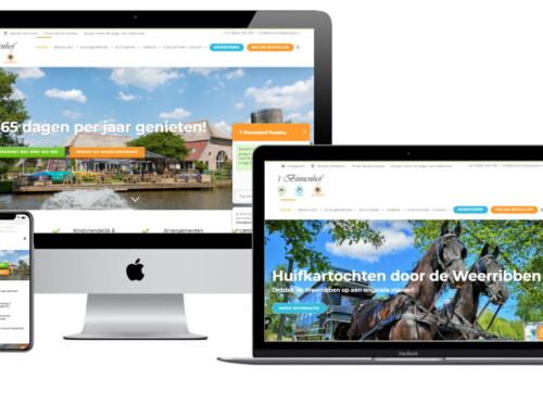 Nieuwe WordPress website voor Restaurant 't Binnenhof in Paasloo