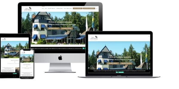Wordpress website voor Wordpress website voor Veluwe Hotel Stakenberg Elspeet