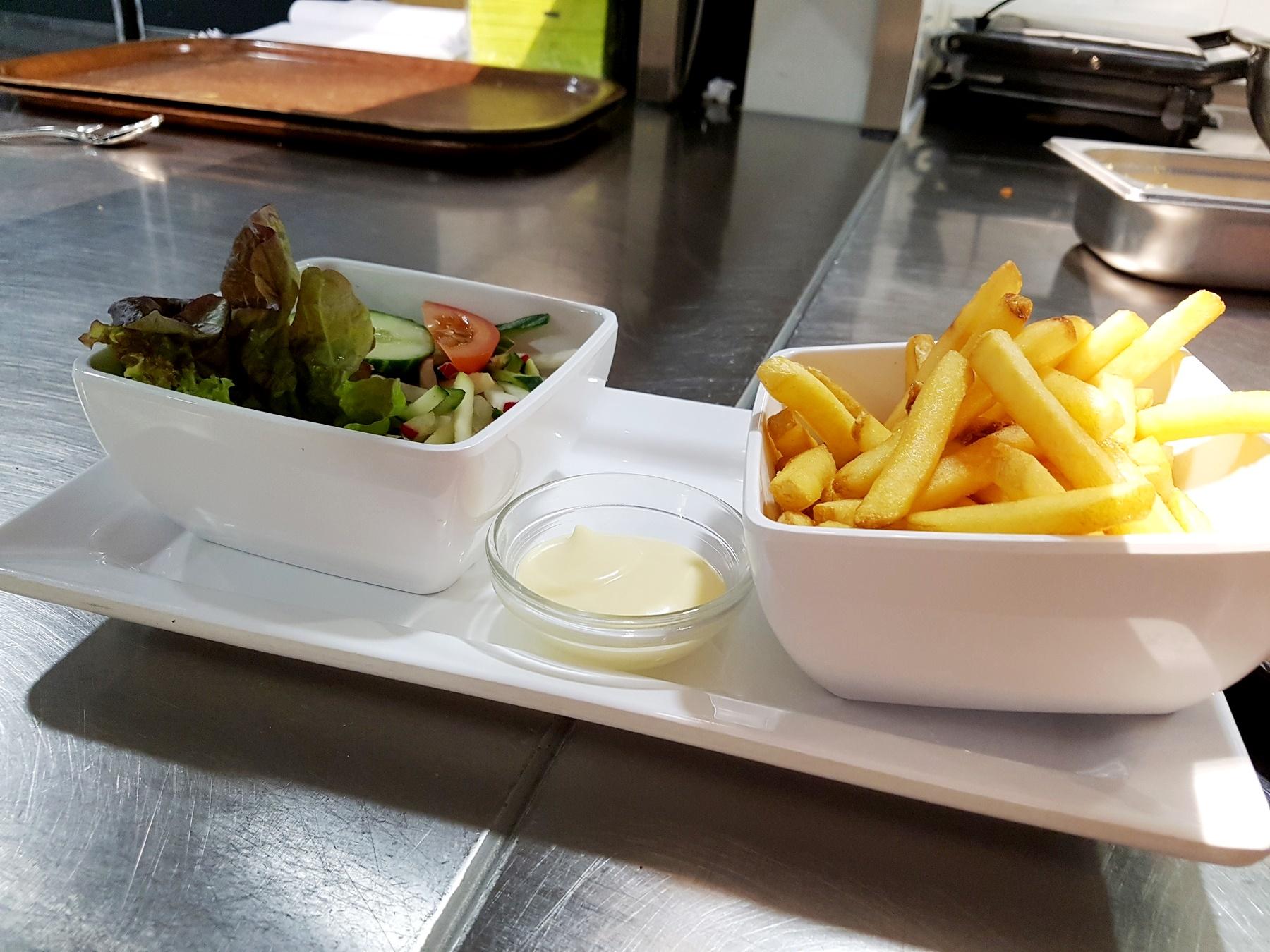 Restaurant Vondel Steenwijk De Bult Schnitzel